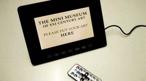Del museo ubicuo al museo portátil: coleccionar y difundir el arte digital