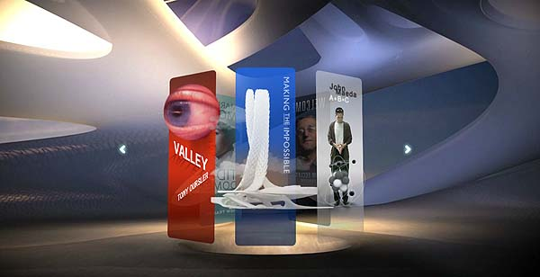 Adobe Museum of Digital Media: un museo desubicado