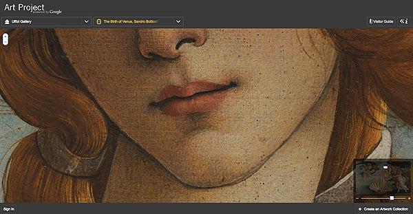 Google Art Project, en el museo imaginario
