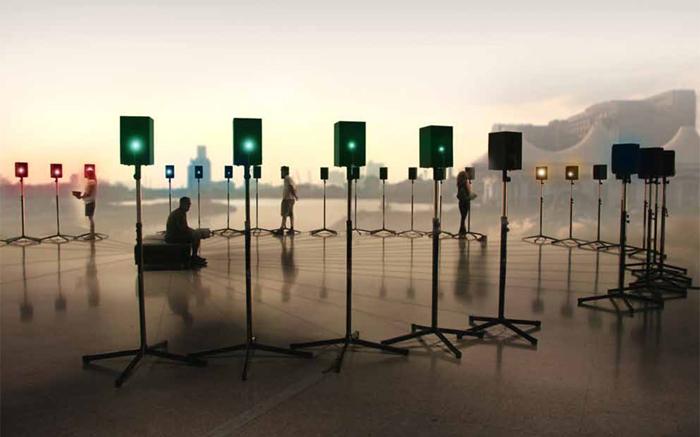 Emoto: monitorizando la respuesta emocional a Londres 2012